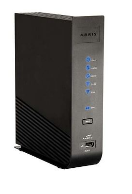 Arris Dg2460A Cable Modem Dual Band Wifi, Wireless Router Docsis 3.0 Used