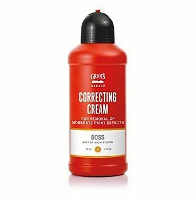 Griot's Garage B120P BOSS Correcting Cream 16oz