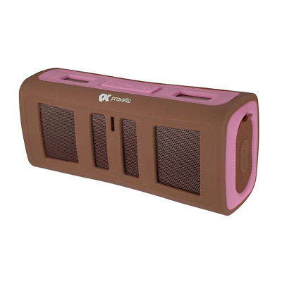 Surge Blast Portable Waterproof Wireless Bluetooth Stereo Speaker 3.5 AUX Input