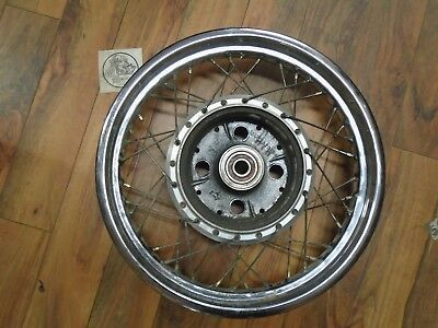 1978 Honda Cb750K 17'' Rear Spoke Wheel