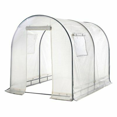 Abba Patio 6 x 8 ft. Fully Enclosed Walk In Lawn and Garden Portable Greenhouse