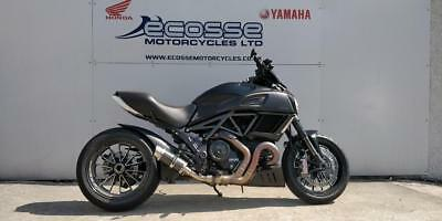2016 (16) Ducati Diavel With Lots Of Accessories