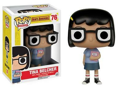 Funko Pop! Animation: Bob's Burger - Tina Belcher 76 Vinyl