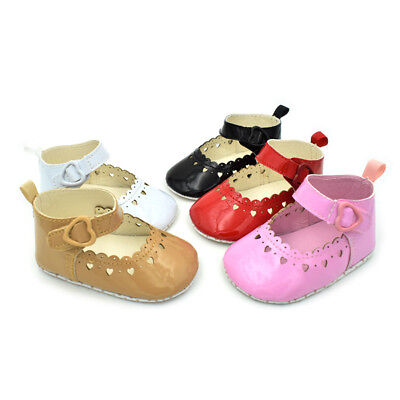 636B 5 Colors 3 Size Crib Shoes Lovely Cute Colorful Newborn