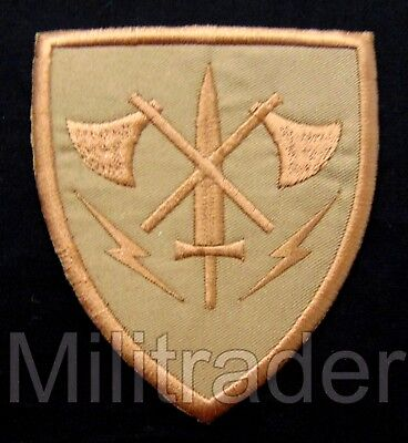 Patch D Norway Norwegian Special Forces Armed Forces Special Command fsk