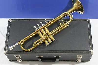 CONN 22B USA Trumpet with Original Case and Conn Mouthpiece   free shipping