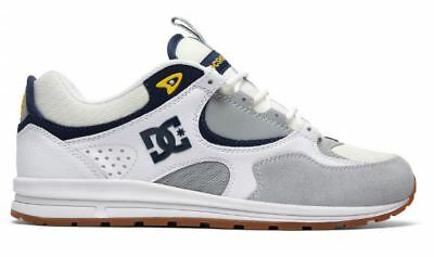 NEW DC Kalis Lite White/Grey/Yellow