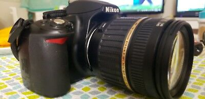 Nikon D D3100 14.2MP with 18 -200mm Lens