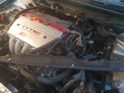Honda Accord Engine 2.4, K24A3, 7Th Gen, Cl/euro (Vin Jhmcl), 06/03-05/08 03 04