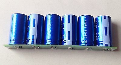 SUPER CAPACITOR MODULE Pack 16 Farad 16 2V KAMCAP Car Audio Engine Starting  DIY