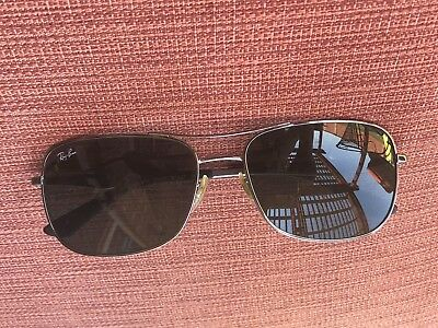 f78ba076ae Ray-Ban RB3515 Men s Anti-Reflective Sunglasses with Gunmetal Black Frame