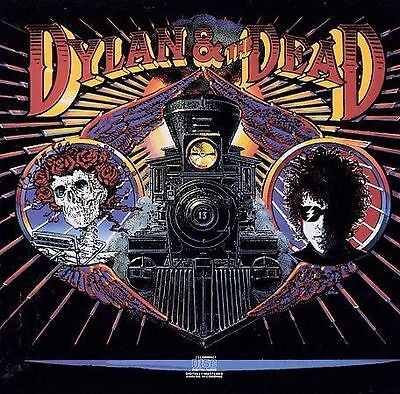 Grateful Dead / Bob Dylan - Dylan & The Dead CD ( 1989, Classic Rock )