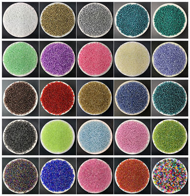 NEW 15g 2mm 1000 PCS Lots Charm Czech Glass Seed beads Jewelry Making Craft