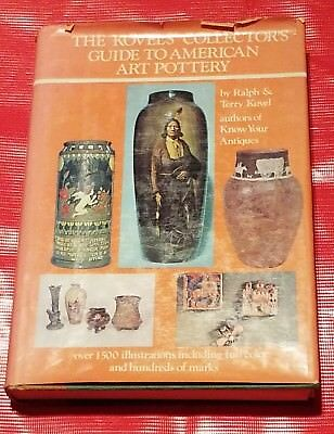 The Kovels' Collector's Guide to American Art Pottery 1974
