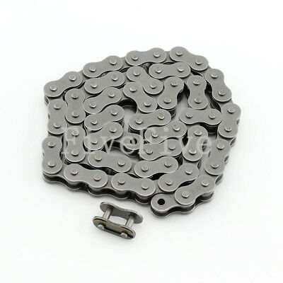 0.5M 05B Chain 8mm Pitch with Chain Connector for metal 05B sprocket