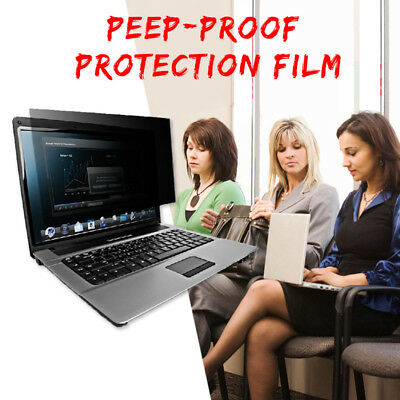 Protective Film Privacy Filter Screens Protector Desktop Anti Peeping Computer