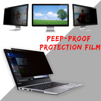 Protective Film Privacy Filter Screens Protector Guard Anti Peeping Dustproof