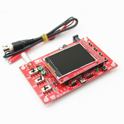 """Fully Assembled DSO138 Open Source 2.4"""" TFT Digital Oscilloscope with FREE Probe"""