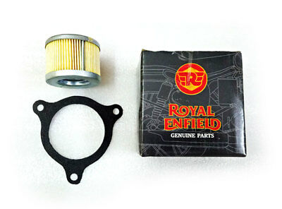 10 Pcs Himalayan Royal Enfield Oil Filter & Seal #888464