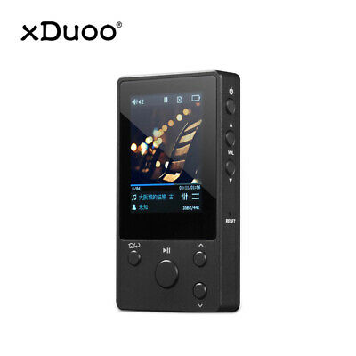 xDuoo Nano D3 High Fidelity Lossless DSD256 24Bit/192K Music Player