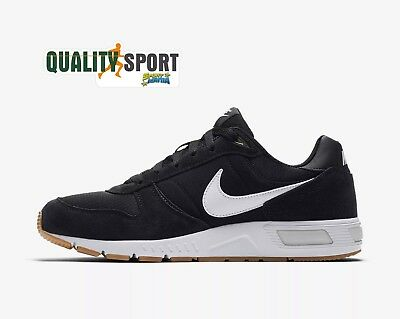 best service 1e627 0df2f Nike Nightgazer Nero Scarpe Shoes Uomo Sportive Sneakers 644402 006