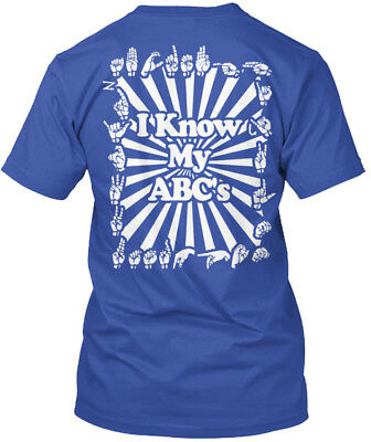 Do You Know Your Abcs - I My Abc's Standard Unisex T-shirt