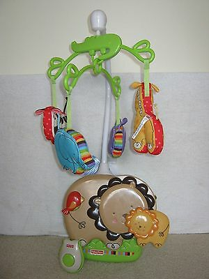 Fisher-Price Grow with Me Musical Mobile Toy