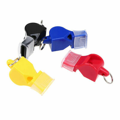 Football Soccer Basketball Sports Referee Whistle Outdoor Survival Gear Whistles