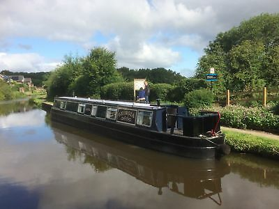 Narrowboat Holiday Business For Sale