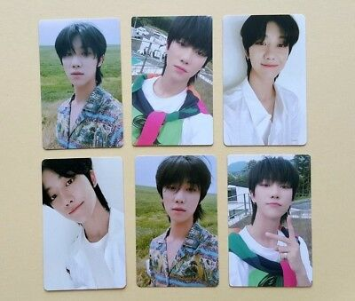 SEVENTEEN 5th Mini Album YOU MAKE MY DAY Official Photocard - The 8 Set (6 pcs)