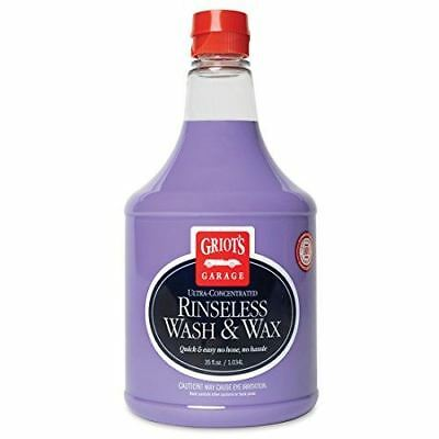 Griot's Garage 10495 Rinseless Wash & Wax 35 oz.