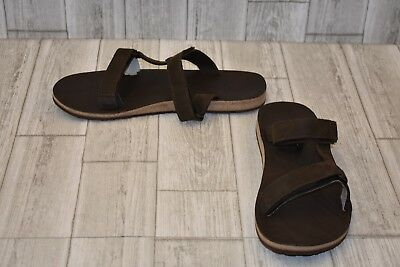 8367b60a7387 TEVA UNIVERSAL SLIDE - Men s Size 13 Brown -  26.00