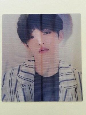 SEVENTEEN 5TH Mini Album YOU MAKE MY DAY Official Lenticular Photocard S.Coups B
