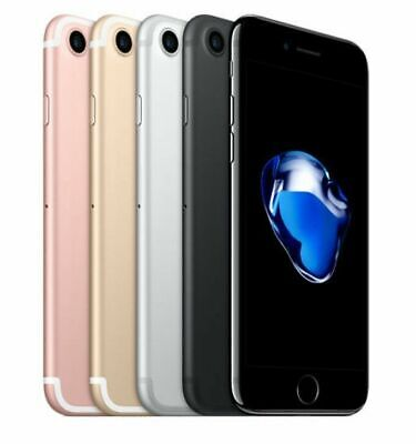 Apple iPhone 7 32GB/ 128GB Unlocked Multiple colors 4G LTE Smartphone y