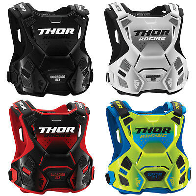 THOR Guardian MX Brustpanzer 2019 Roost Guard Motocross MX Cross Enduro DH