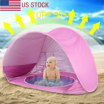 Sale Tent Beach Baby Pop Up Portable Sun UV Protective Pool Shelter Shade Play