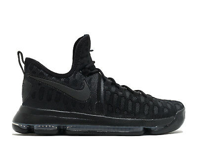 new products 857d5 35166 2016 Nike Zoom KD 9 IX  Blackout  843392-001 SZ 8.5 10 Kevin