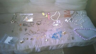 Lot of Costume jewerly more than 36 pcs