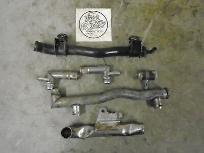 1993 Suzuki Gsxr 750 Coolant Hard Line Set