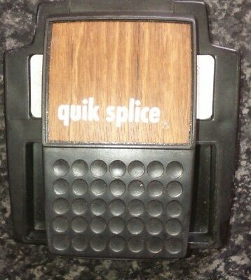 Vintage.. Quik Splice Tape Super 8