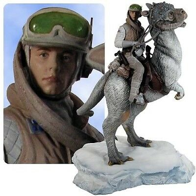 Luke On Tauntaun Gentle Giant Statue. Low Limit Edition Number!! WELL CARED FOR