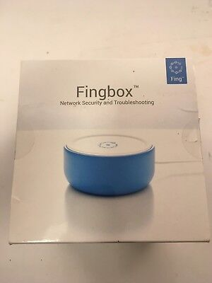 Fingbox Network Security and Troubleshooting