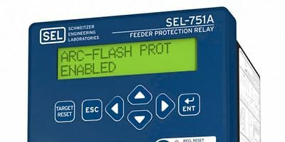 SEL751A w/Arc Flash Detection Fiber Ports - 30% Off List Price-  !!Free Shipping
