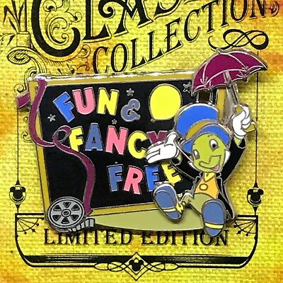 Disney Classic Collection - Fun & Fancy Free - Jiminy Cricket LE 2000