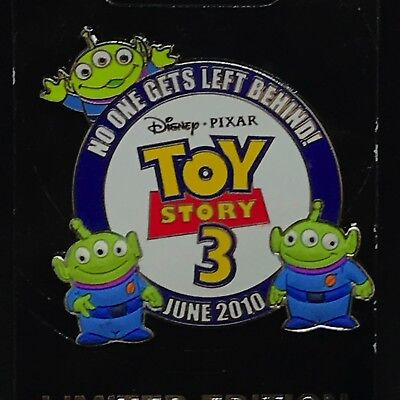 Disney Toy Story 3 - Countdown LE 3000