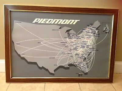 piedmont airline collectables