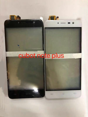 """5.2"""" Touch Screen Panel Glass Lens Replacement Part with For Cubot Note Plus"""