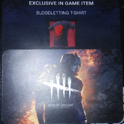DEAD BY DAYLIGHT EXCLUSIVE: Bloodletting