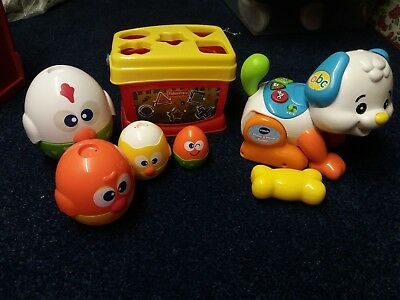Children's sorting toys