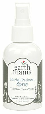 Earth Mama Herbal Perineal Spray, Earth Mama Angel Baby, 4 oz 859220000242